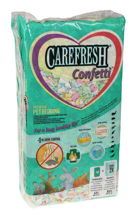 Carefresh cellulose