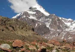 La Cordiliere des Andes (Chili)